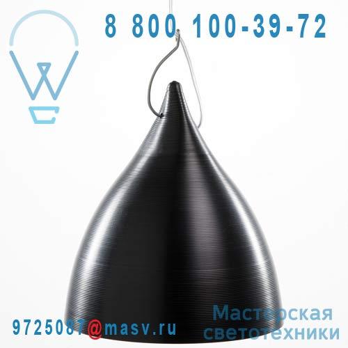 1227 Suspension noir O23cm - CORNETTE Tse & Tse