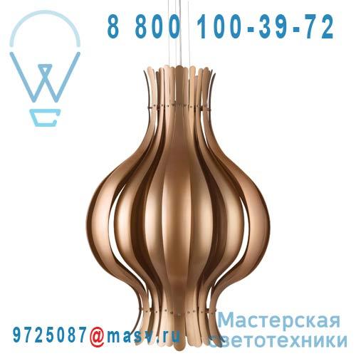 1386211001021 Suspension Cuivre L - ONION Verpan