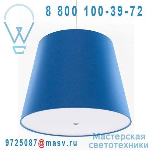 BigCluster bleu Suspension Bleu O39cm - BIG CLUSTER frauMaier