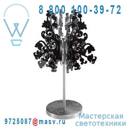 0M74BH4D3F Lampe Noir - ANASTACHA Terzani
