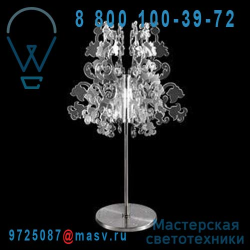 0M74BH4A9F Lampe Transparent - ANASTACHA Terzani