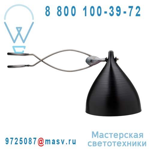 0705 Lampe a pince noir - CORNETTE Tse & Tse