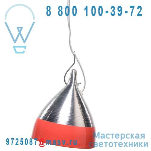 0757 Suspension alu et rouge O15,5cm - CORNETTE Tse & Tse