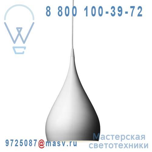 209230EU Suspension Blanc O25cm - SPINNING & Tradition