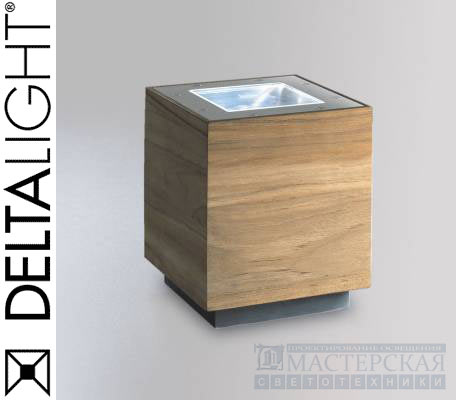 Светильник Delta Light EXPO 226 35 15 TEAK-INOX