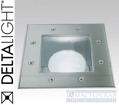 Светильник Delta Light GENIE 213 81 41 INOX
