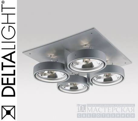 Светильник Delta Light GRID 202 60 00 04 A