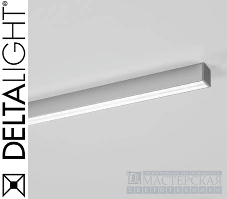 Светильник Deltalight 364 00 00 CL FP NANOLINE profile CLEAR - LEDSTRIP 50 WW FP