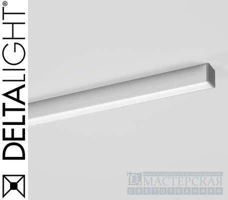 Светильник Deltalight 364 00 00 SBL FP NANOLINE profile SANDBLASTED - LEDSTRIP 50 WW FP