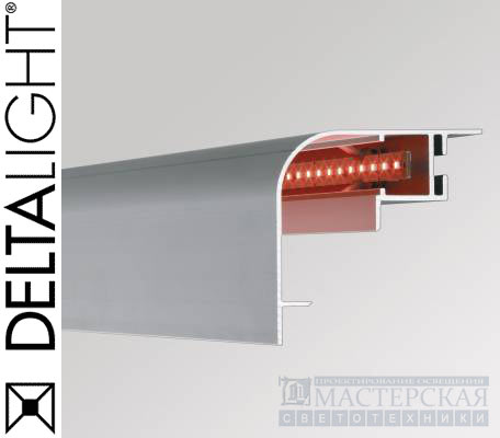 Светильник Deltalight 334 00 00 FP REUNION profile - LEDSTRIP 50 WW FP