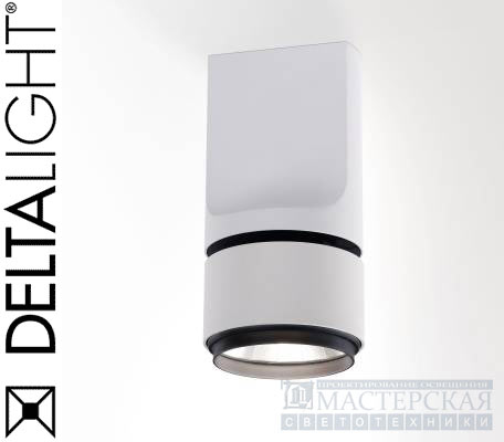 Светильник Delta Light YOU-TURN 313 02 137 SP15 W-B