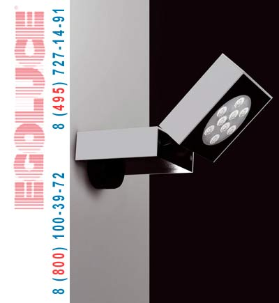 FLAN LED 4526.33 настенный светильник, потолочный светильник, projectors,, Egoluce