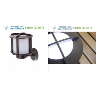 74350 CROSS, -1 DARK GREY WALL LAMP 1xE27 20W, 1xE27 20W, накладной светильник, Faro Barcelona, Испания