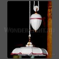 Пoдвесной светильник Aldo Bernardi 2215/FR