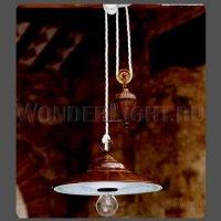 Пoдвесной светильник Aldo Bernardi 4015/07