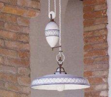 Пoдвесной светильник Aldo Bernardi 9915 ib