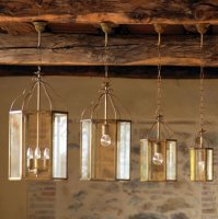Пoдвесной светильник Aldo Bernardi LAR. 150.3 Luc