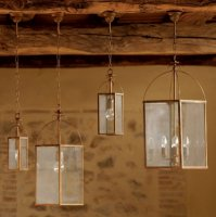 Пoдвесной светильник Aldo Bernardi LAR. 154.4 Luci