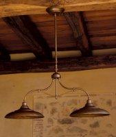 Пoдвесной светильник Aldo Bernardi LAR. 159.B