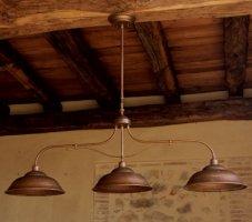 Пoдвесной светильник Aldo Bernardi LAR. 160.A