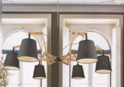 Подвесной светильник Aromas del Campo TEO NA777 GREY
