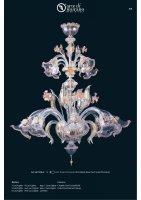 Большие люстры Arte Di Murano, 6613/8+4