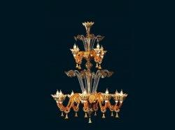 Большие люстры Arte Di Murano, 7434/8+4