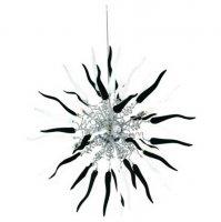 Светильник (Люстра) Arte Chilli A8306SP-8BK