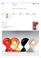 Настольная лампа Artemide Dalu 1466030A
