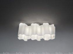 Потолочный светильник Artemide Logico Soffitto Mini (3 in linea)