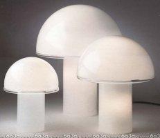 Настольные лампы Artemide Onfale tavolo grande A006300
