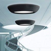 Потолочный светильник Axo Light Bell PL BEL 180 nero
