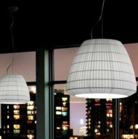 Axo Light Bell SP BEL 045 bianco