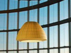 Подвесной светильник Axo Light Bell SP BELL 60 yellow GI