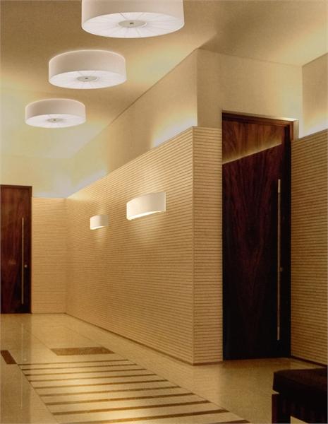 Потолочный светильник Axo Light Skin PL SKI 100 bianco avorio