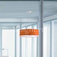 Подвесной светильник Axo Light Skin SP SKI 070 arancio / bianco