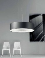 Подвесной светильник Axo Light Skin SP SKI 100 nero / bianco
