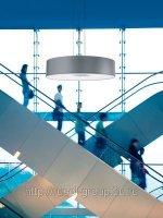 Подвесной светильник Axo Light Skin SP SKI 160 grigio / bianco