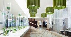 Потолочный светильник Axo Light Skirt PL SKR 100 verde chiaro