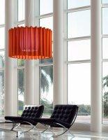 Подвесной светильник Axo Light Skirt SP SKR 100 rosso