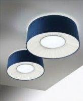 Потолочный светильник Axo Light Velvet PL VEL 070 azzurro / bian