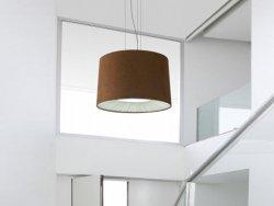 Подвесной светильник Axo Light Velvet SP VEL 070 marrone / bianc