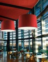 Подвесной светильник Axo Light Velvet SP VEL 070 rosso