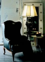 Настольная лампа Baga XXI Century CM535