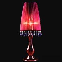 Настольные лампы Beby 7700L01 Red Sensuelle