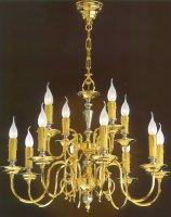 Люстры Bejorama, B/1628/8+4 oro nic