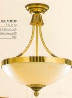Потолочные светильники Bejorama, B/2140/40 cuero sat
