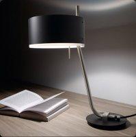 Настольная лампа Bover CLUB - T 1932812 Черный никель