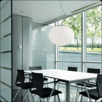 Подвесной светильник Bover ELIPSE 50 4132301 Белый