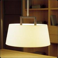 Подвесной светильник Bover LUA 1 LUZ 4122905 Матовый никель
